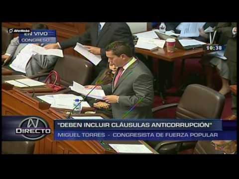 Miguel Torres Pleno 25.04.17