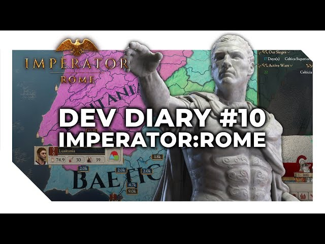 Imperator: Rome Dev Diary #10 |Country Ranks