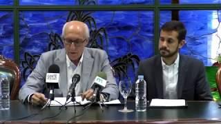 Informe sobre el cese de restricciones del consumo de agua en Santa Úrsula