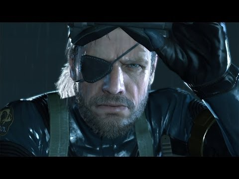 Metal Gear Solid 5 Ground Zeroes Pelicula Completa Full Movie