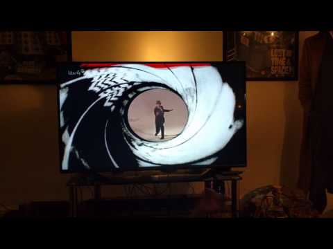 James Bond opening by 7 year old Taylor Joe Ferguson