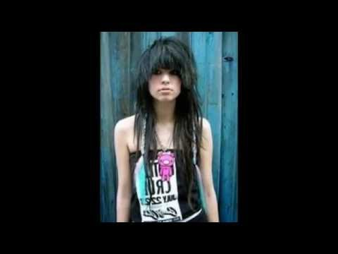 Edgy Hairstyles For Long Hair Youtube