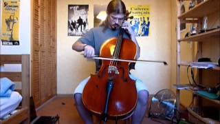 Improvisation : metal cello 2 (read description)