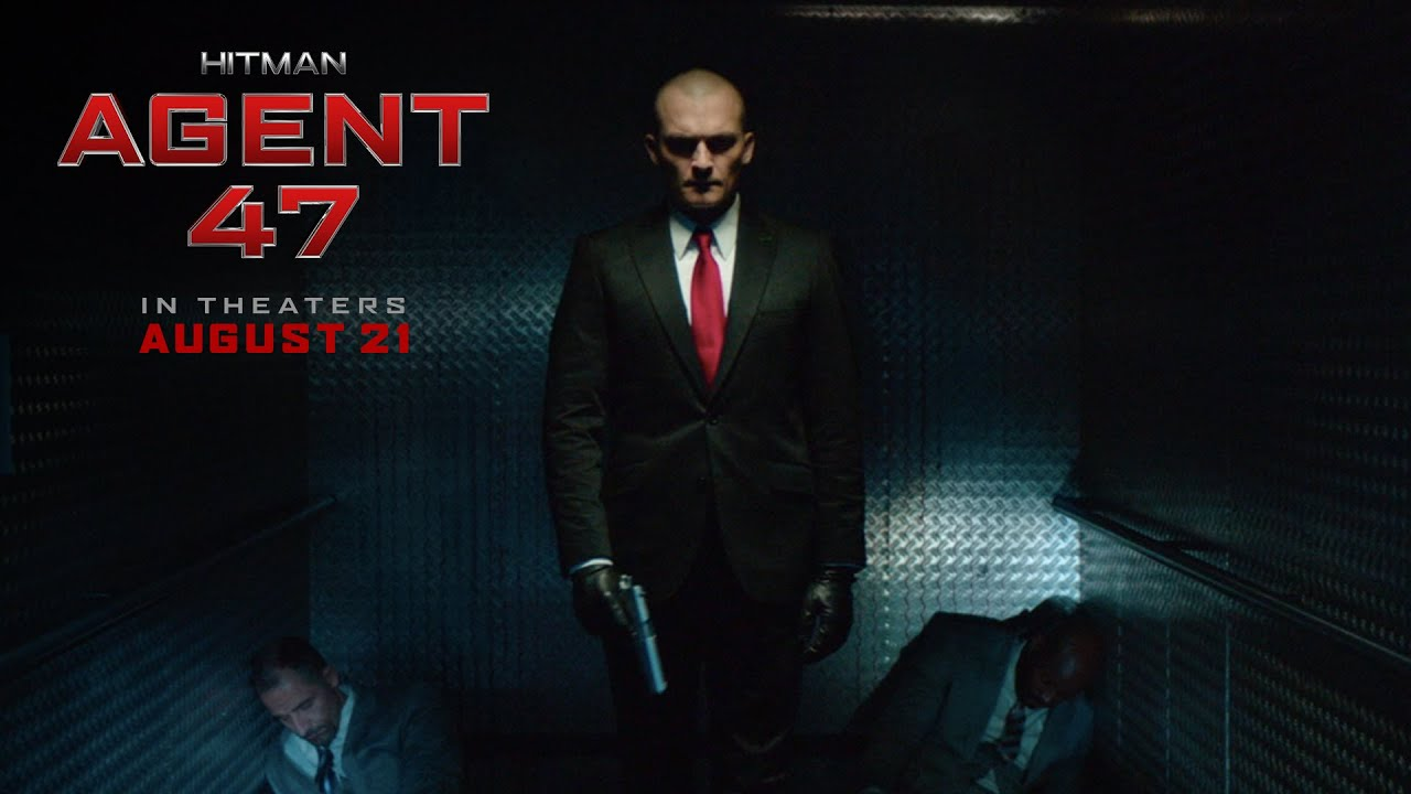 Hitman Agent 47 2015 Mobile Movie Man
