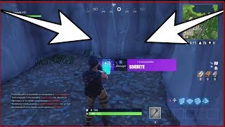 LIEUX SECRET (HIDDEN VAULTS)! Fortnite Bataille Royale