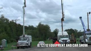 Bulldog Tree Care At Equipment-truck Show 8-12-12