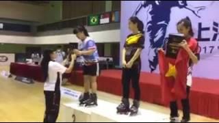 Becamex Xskate   Chúc mường em  Lâm Ngọc Bội CLB Becamex Xskate!