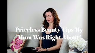 Video Priceless Beauty Tips My Mum Was Right About! | Dr Sam in The City download MP3, 3GP, MP4, WEBM, AVI, FLV Januari 2018