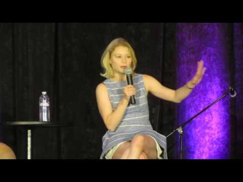 OUAT San Francisco 2017 Emilie de Ravin Panel