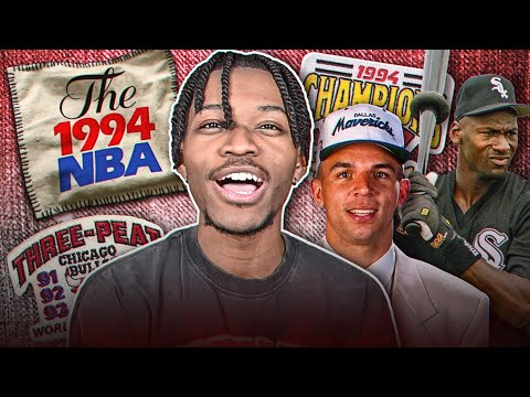 I Reset The NBA To 1994, And Everything Changed...