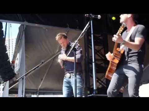 Love and Theft at ACM Country Music Party for a Cause