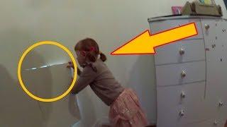 NIE UWIERZYSZ co ta dziewczynka ZNALAZŁA W SWOIM POKOJU!