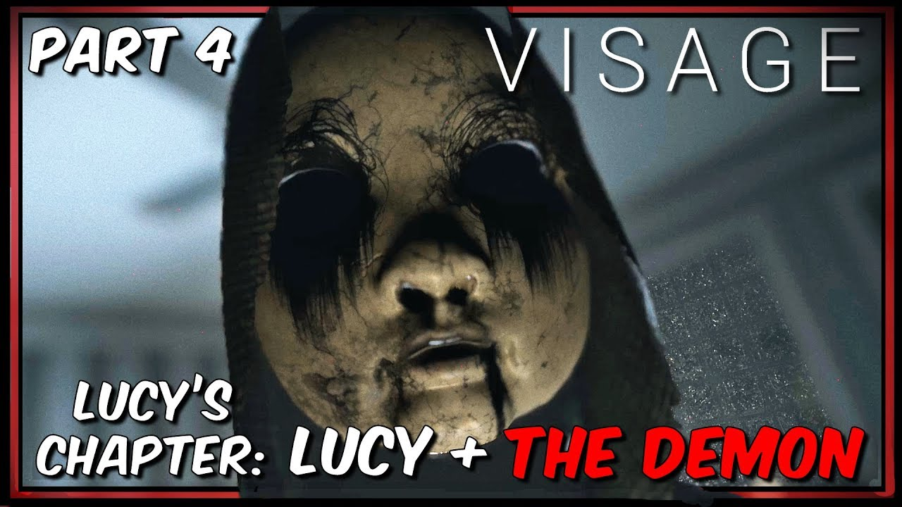 Lucy The Demon 4 Visage Alpha Gameplay Let S Play Walkthrough Horror Game Youtube