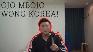 Jangan Pacaran sama orang Korea (sampek muedok aku njelasno iki)
