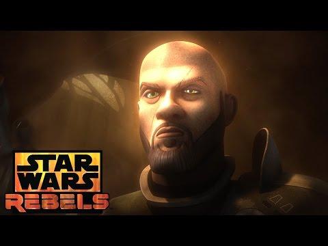 Ghosts of Geonosis: Reunion | Star Wars Rebels | Disney XD