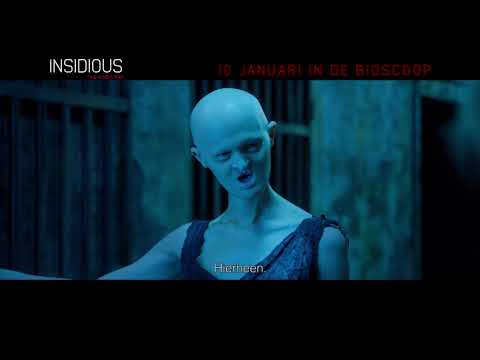 Insidious: The Last Key | Spot INVITE (FLESUB) | Sony Pictures Belgium
