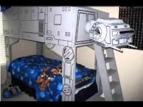 Star Wars Room Wallpaper Design Ideas Youtube