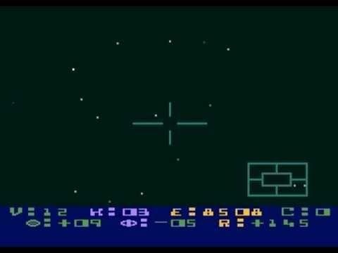 Star Raiders (Atari 8-bit)