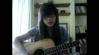 Kimberley Chen - 愛你 [Acoustic Cover]
