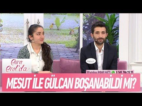 Mahkeme bitimi Gülcan ve sevgilisi ekibe saldırdı  - Esra Erol'da 25 Ocak 2019