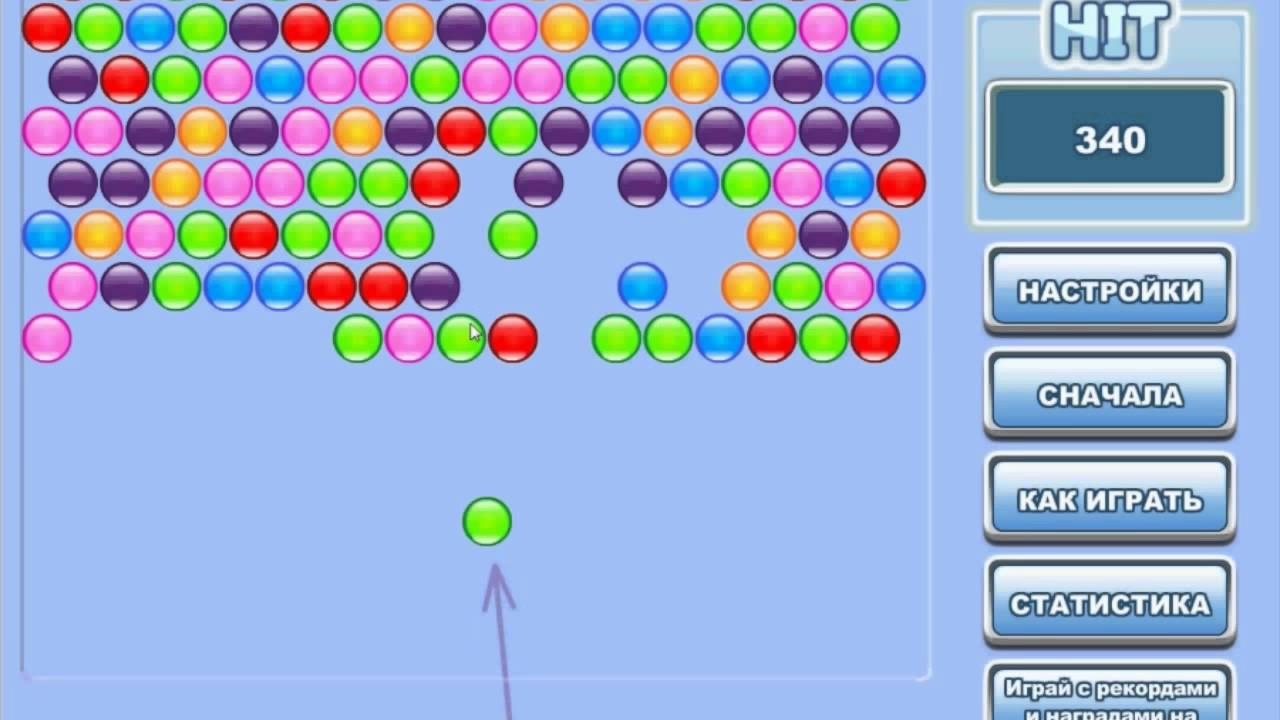 Bubble Hits Gratis Spielen