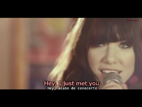 Carly Rae Jepsen - Call me Maybe [Lyrics y Subtitulos en Español]