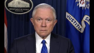 BREAKING NEWS: Jeff sessions Responds and Defends the President Regarding Charlottesville Virginia Free HD Video