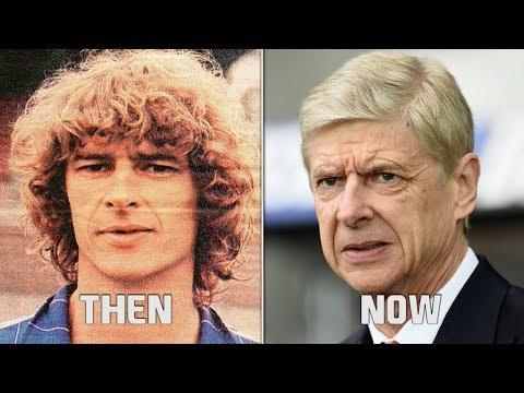 Premier League Managers Then & Now