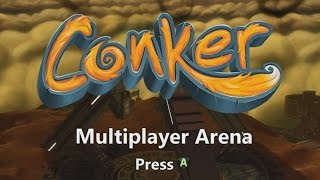 Project Spark: Conker Multiplayer Arena - Created by invisibledoogey [PC]