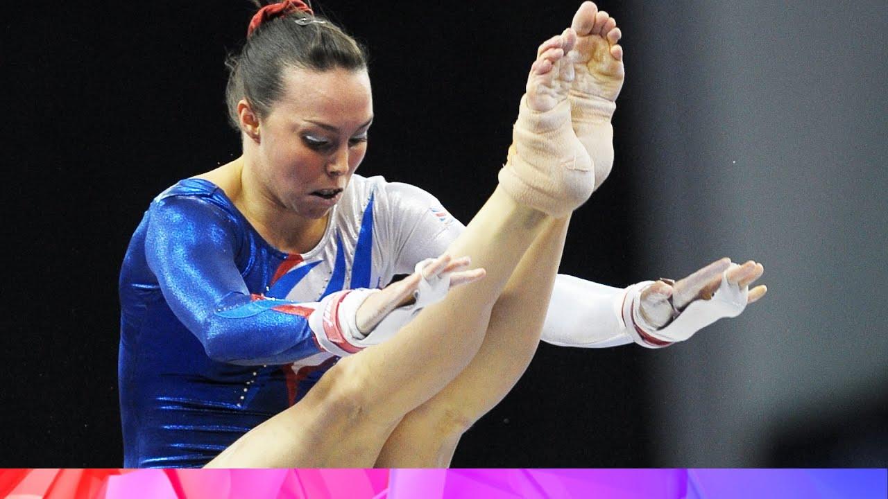 2009 Beth Tweddle Gold Floor World Championships