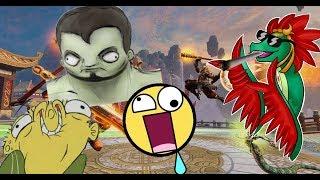 Kukulkan GetRekt ultra Pro XD / Smite Gameplay de Humor Con FedeKenway