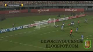 Deportivo Cuenca en PES 2011