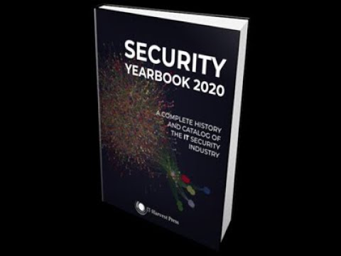 Richard Stiennon Publishes Security Yearbook 2020