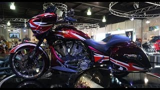 Motor-View: Victory Motor-Cycles / Sydney - HD SlideShow - Rock Toons