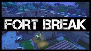 Fortnite: Fort Break (Prison Break Intro in Fortnite)