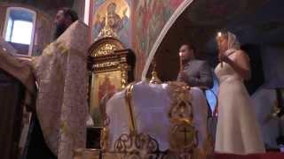 Венчание Станислава и Екатерины