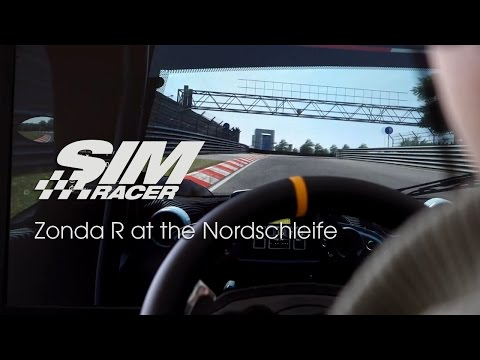 Zonda R 6:47 at the Nordschleife (Assetto Corsa)