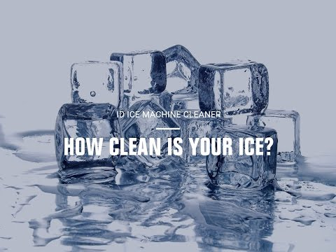 ID Ice Machine Cleaner