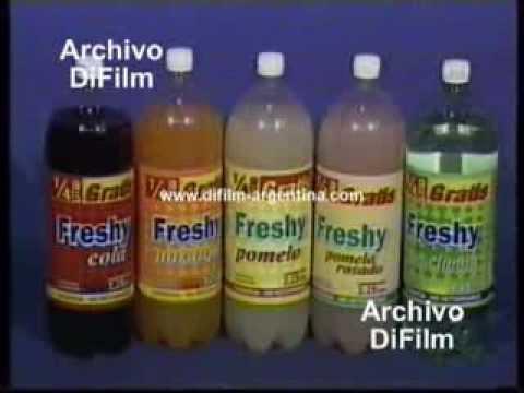 DiFilm - Publicidad Gaseosa Freshy (2001)
