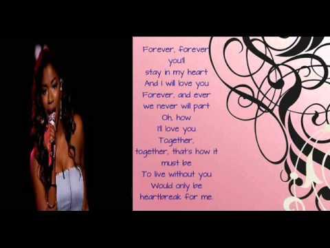 Amber Holcomb - I Say A Little Prayer with Lyrics (American Idol Top 6 2013)