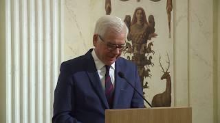 Jacek Czaputowicz po spotkaniu z Mikiem Pompeo | OnetNews