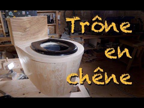 comment fabriquer des toilettes seches 1 2 youtube. Black Bedroom Furniture Sets. Home Design Ideas