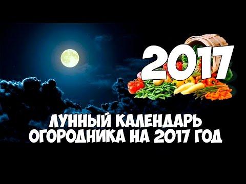 Лунный календарь на 2017 год-календарь лунных дней и фаз Луны