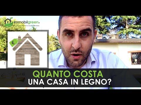 Quanto costa una Casa in Legno?