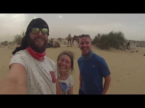 10 Countries in 504 Days Travel Video - GoPro