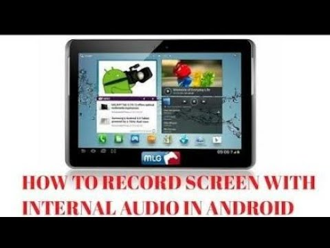 Record Internal Audio In Any Android Device Using DU Screen Recorder
