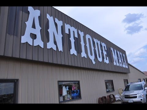 Midway Antique Mall Outdoor Flea Market!!