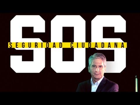 SOS Seguridad Ciudadana / Emilio Sutherland, Canal 13.