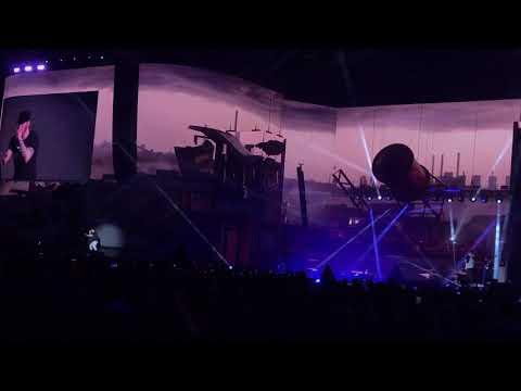 Eminem w/ Dr. Dre - The Real Slim Shady / Still D.R.E. (Coachella 2018) [Crazy Transition]