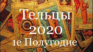 Телец. Таро-прогноз на 1-е Полугодие 2020 Года/Tarot horoscope 2020 years/塔罗牌星座